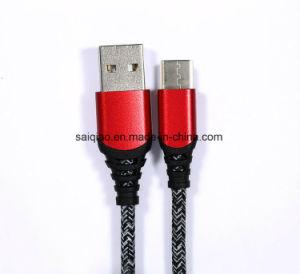 Das neue aufladendaten-Kabel der Art-Type-C2.0 für Samsung