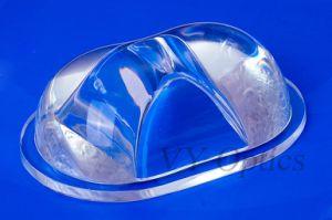 Objektiv des Projektor-K3 der Lampen-LED mit Borosilicat-Glas
