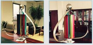 vertikaler Wind-Turbine-Generator der Mittellinien-200W für kleines Haus