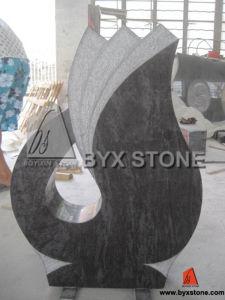 Estilo europeu, granito, pedra, escultura, monumento, lápide