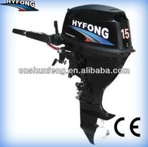 De Buitenboordmotor van Hyfong (T15BMS)