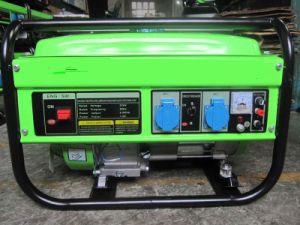 緑ガソリン発電機