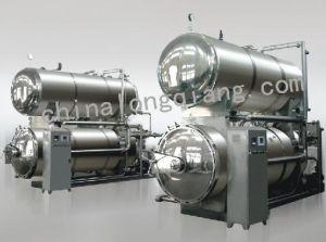 Автоматический водяной погружение достойной ответной мерой стерилизатор