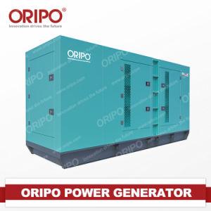 De productie van de Generator van de Macht met de Motor van 200kw Cummins