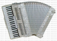 Acordeão de teclado / acordeão / teclado (CA1311)