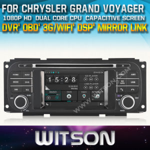 Witson Auto-DVD-Spieler für Chryslergroßartigen Voyager
