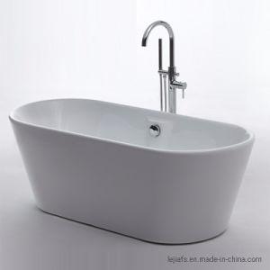 Venda quente independente para a moderna banheira de acrílico 1200-1700mm