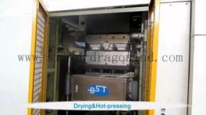 La canne à sucre pâte à papier biodégradable plaque jetables pour l'utilisation de barbecue