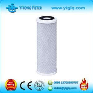 Cto-komprimierter Kohlenstoff-Filtereinsatz