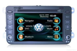 Vw B6 /Magotan (C7010VM)를 위한 GPS Navigation Stereo Auto Radio Head Unit를 가진 차 DVD Player