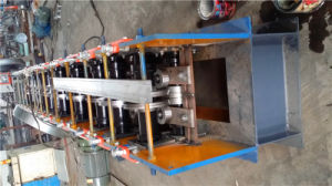 La puerta de la hoja de metal máquina laminadora de vendedor fiable
