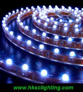 Lado tiras LED flexibles impermeables