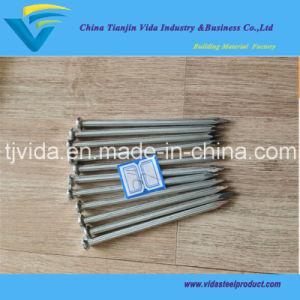 Het Beton van het staal nagelt 1/2  - 4  met Uitstekende Kwaliteit