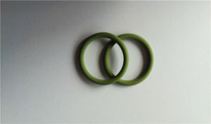 Viton PEL O anel de silicone/PTFE, entrega rápida de Anel O
