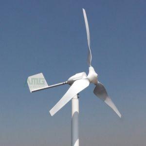 600W 12V 24V Barco Horizontal Turbina Eólica