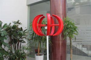 kleiner neuer Typ 100W weg Rasterfeld-von der vertikalen Mittellinien-Wind-Turbine China