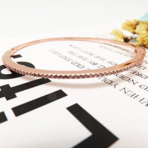 Het milieuvriendelijke Koperachtige Messing Hypoallergenic nam de Gouden Geplateerde Armband van de Armband van het Manchet toe