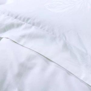 1200t純粋な綿の贅沢な綿繻子の寝具のホテルのコレクション(JRC282)