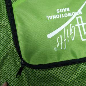 Сетка кулиской рюкзак сумка многофункциональный сетка мешок для купания, спортзал, одежды, спортивные