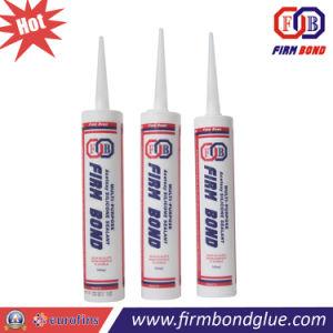Ácido acético de cura rápida o vedante de silicone de alta qualidade