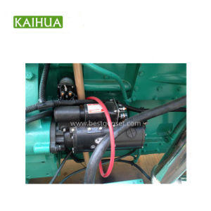 125 ква открытого типа марки Cummins генераторная установка дизельного двигателя