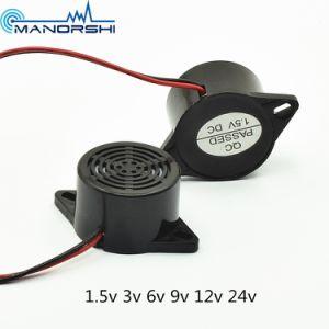 철사 (MSMX26A)를 가진 26mm 3V 6V 9V 12V 24V 85dB 기계적인 초인종