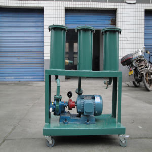Jl Portable-Type eficaz máquina de purificación de aceite
