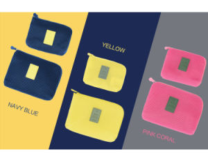 Custom Muti-Function Mesh résistant aux chocs Sac de rangement pour accessoires numériques
