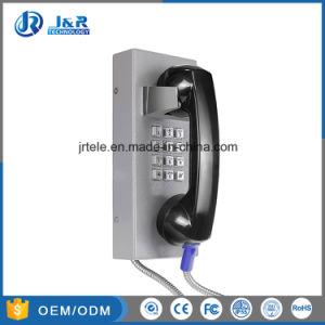 Прочная промышленная телефон, аналоговый/SIP тюрьме Телефон, Телефон экстренной связи