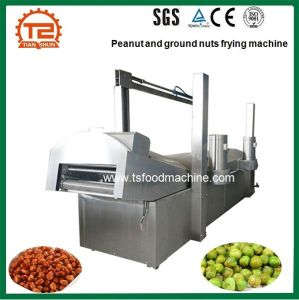 Friggitrice e dell'arachide delle arachidi e macchina di frittura