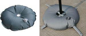 120GSM에 의하여 뜨개질을 한 폴리에스테는 주문 설계한다 교차하는 기초 (J-NF04F06014)를 가진 기털 깃발을