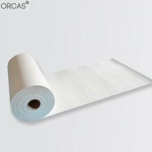 Orcas тепловой огнеупорного огнеупорные керамические волокна бумаги