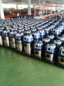 60 industrial L 2000W húmida e seca aspirador de pó com inclinação