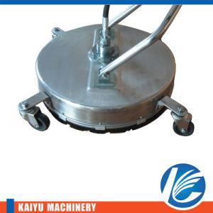 20  Reinigingsmachine van de Oppervlakte van het Roestvrij staal de Roterende