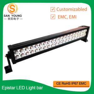 13 pouces Haute qualité EMC Protection LED Lighting Bar au large de Scania Truck