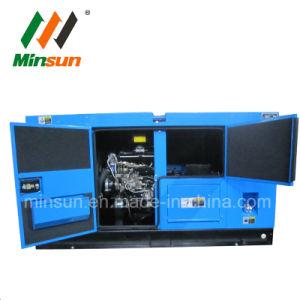 Chinesische 60Hz 12kw super leise Dieselgeneratoren mit Druckluftanlasser