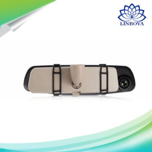 3.5'' 3,9 4.0 4.3 с двумя объективами Car DVR Dash Cam устройства записи Full HD 1080P зеркало заднего вида две камеры заднего вида стоянки видеокамере