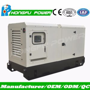 20kw Power Diesel Generator with Cummins Engine 4b3.9-G1 for Family Uses