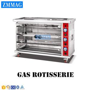 鶏機械HennyのペニーのガスのRotisserieのオーブンギヤモーター(ZMJ-3LE)