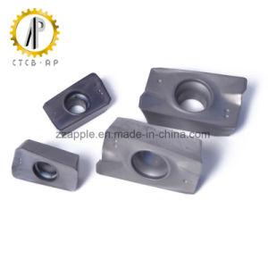 正方形の肩の製粉のためのApmt CNCの炭化タングステンの製粉の挿入