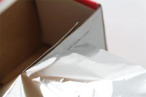 Промышленные тиснение фольгой из алюминия толщиной SGS FDA