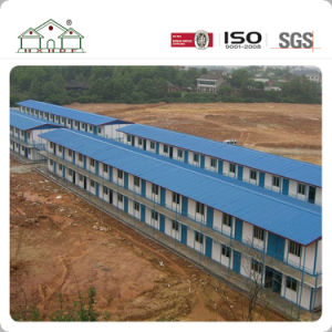 Le case prefabbricate della Camera di basso costo, prefabbricano la Camera della struttura d'acciaio