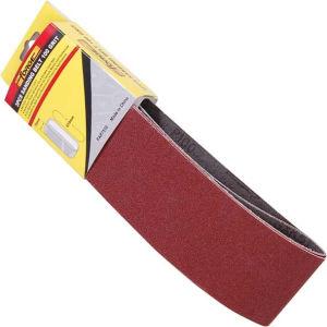 3*24 3PCS шлифовальные оксида алюминия для матирования зернистостью 100 шлифовальной ленты