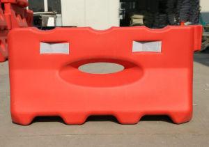 De HDPE Barreira de injeção de plástico com água a barreira de estrada