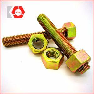 La norme ASTM A193-B7 fin unique en acier allié Goujon/Tiges filetées