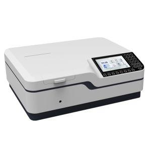 Feixe Duplo Espectrofotómetro UV-Vis com largura de banda variável K8001s