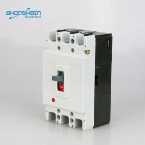 고품질 Cm1 63A 100A 225A 400A 630A 800A 전기 MCCB에 의하여 주조되는 케이스 회로 차단기