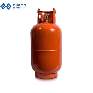 15kg 수직 저압 압력 빈 LPG 가스 저장 실린더