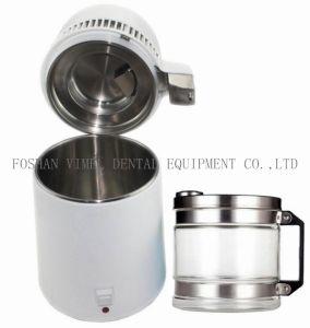 De de tand Filter van het Roestvrij staal van de Zuiveringsinstallatie van de Distillateur van het Water Zuivere/Fles van het Glas van GLB 4L