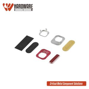 Aço Inoxidável Personalizada OEM potência de estamparia de metal acessórios de hardware